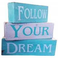 Blocks - Follow Your Dreams