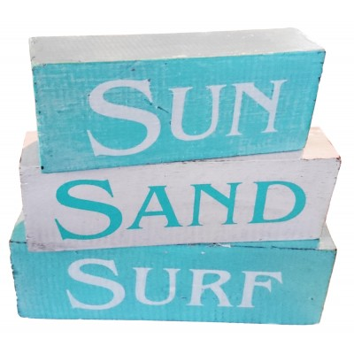Blocks - Sun Sand Surf